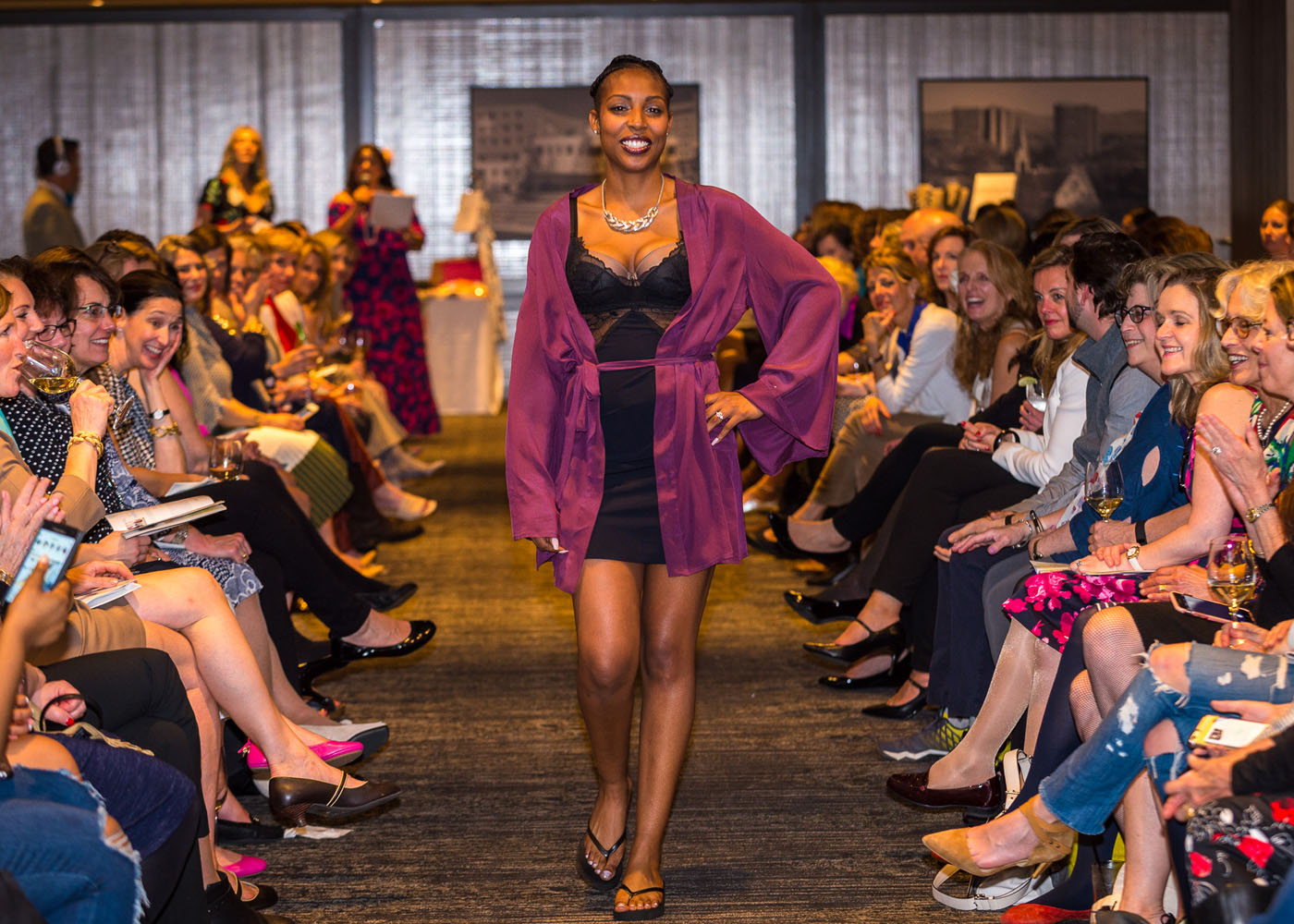 Beacon Hill Women's Forum (BHWF) 2017 Fashion Show