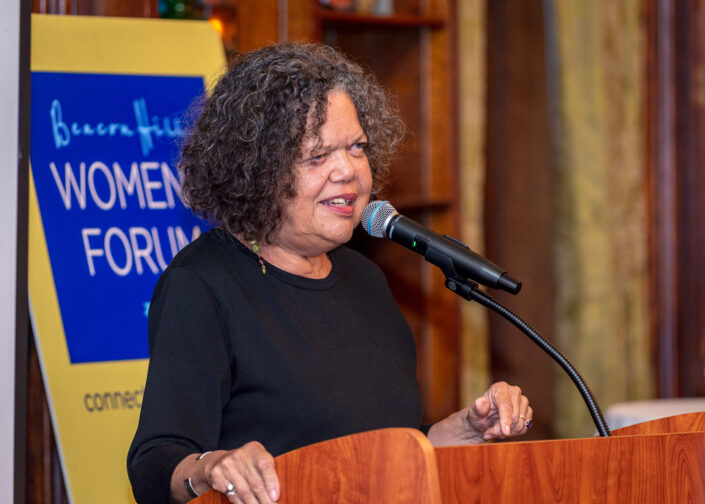 BHWF Speaker September 2019